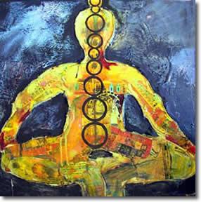 Meditation copyright 2006 Carol Buchman
