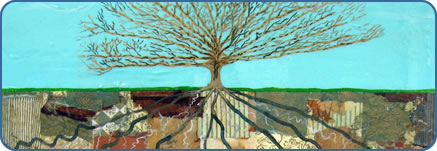 Image from Tree of the Field ©2008 Carol Buchman
