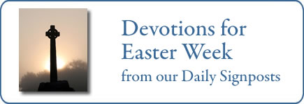 Devotions for Easter Week