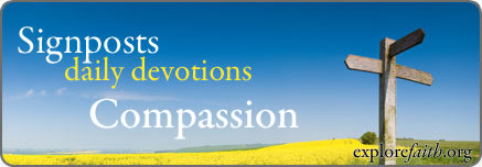 Daily Devotions: Compassion