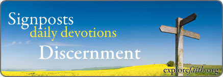Daily Devotions: Discernment