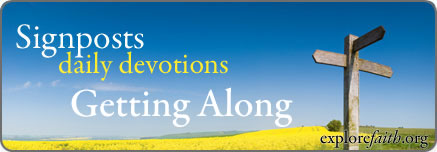 Daily Devotions: Getting Along