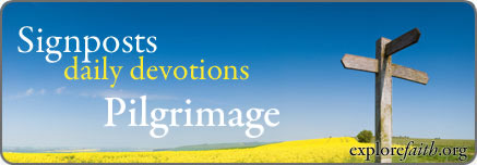 Daily Devotions: Pilgrimage