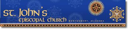 St. John's Episcopal Church in Montgomery, AL