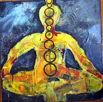 meditación sobre los chakras